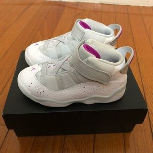 5e30583df24953 Jordan Shoes - Jordan 6 rings shoes toddler girl